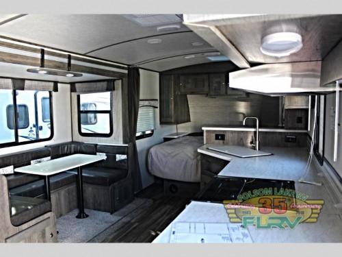 Cruiser MPG Travel Trailer Interior