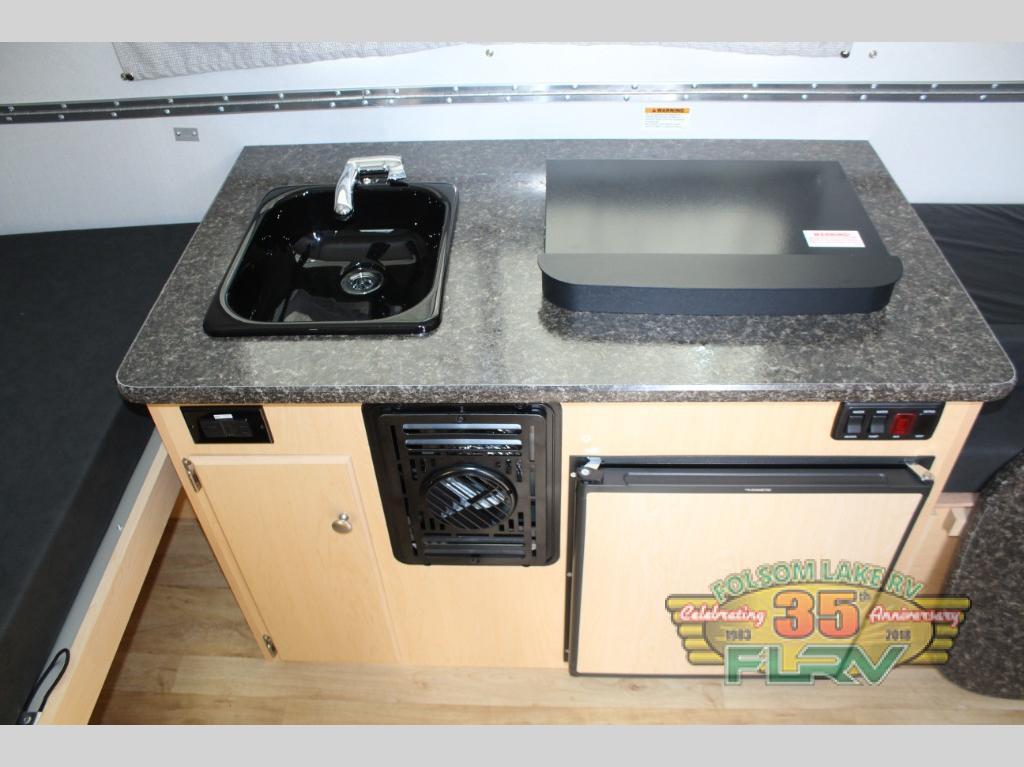 Folsom Lake RV ALiner Ranger Kitchen