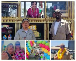 Valued customers and staff at Folsom LAke RV